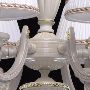 Żyrandol Ariadna Classic 6 Beżowy - 450012506 small 8