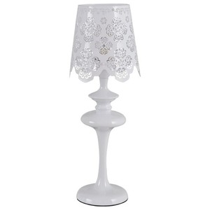 Lampa Stołowa Pauline Elegance 1 Biały - 472030101 small 0