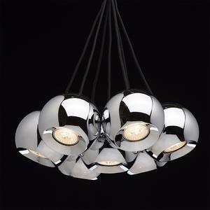 Lampa wisząca Cottbus Megapolis 7 Chrom - 492010607 small 2