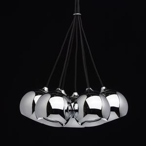 Lampa wisząca Cottbus Megapolis 7 Chrom - 492010607 small 4