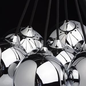 Lampa wisząca Cottbus Megapolis 7 Chrom - 492010607 small 8