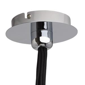 Lampa wisząca Cottbus Megapolis 7 Chrom - 492010607 small 11