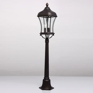 Lampa ogrodowa Chateau Street 3 Brązowy - 800040203 small 2