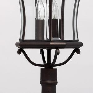 Lampa ogrodowa Chateau Street 3 Brązowy - 800040203 small 5