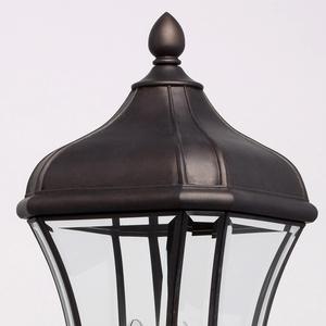 Lampa ogrodowa Chateau Street 3 Brązowy - 800040203 small 6
