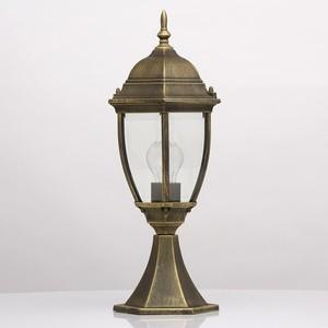 Lampa ogrodowa Fabur Street 1 Czarny - 804040301 small 2