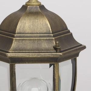 Lampa ogrodowa Fabur Street 1 Czarny - 804040301 small 3