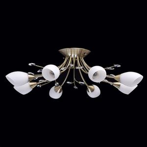 Lampa wisząca Savona Megapolis 8 Mosiądz - 356015308 small 3
