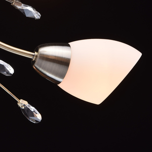 Lampa wisząca Savona Megapolis 8 Mosiądz - 356015308 small 5