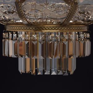 Lampa wisząca Diana Crystal 8 Mosiądz - 340011308 small 13