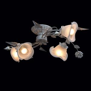 Lampa wisząca Verona Flora 4 Biały - 242014704 small 4
