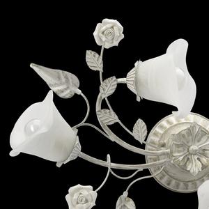 Lampa wisząca Verona Flora 4 Biały - 242014704 small 10