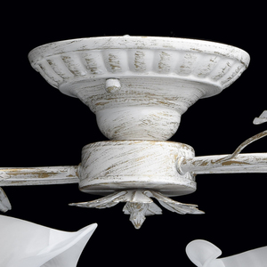 Lampa wisząca Verona Flora 4 Biały - 242014704 small 14