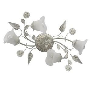 Lampa wisząca Verona Flora 4 Biały - 242014704 small 0