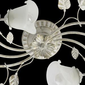 Lampa wisząca Verona Flora 6 Biały - 242014806 small 11