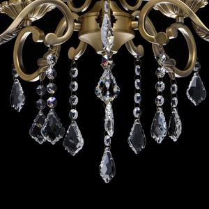 Lampa wisząca Sofia Elegance 5 Mosiądz - 355011905 small 10
