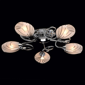 Lampa wisząca Sabrina Megapolis 5 Chrom - 267011705 small 2