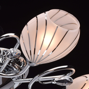 Lampa wisząca Sabrina Megapolis 5 Chrom - 267011705 small 7