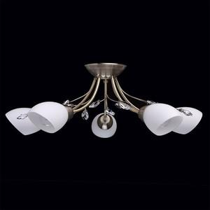 Lampa wisząca Savona Megapolis 5 Mosiądz - 356012905 small 3