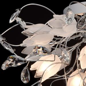 Lampa wisząca Amelia Flora 16 Chrom - 294014416 small 7