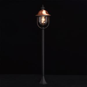 Lampa ogrodowa Dubai Street 1 Czarny - 805040501 small 1
