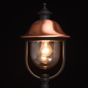 Lampa ogrodowa Dubai Street 1 Czarny - 805040501 small 4
