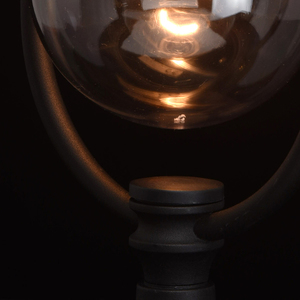 Lampa ogrodowa Dubai Street 1 Czarny - 805040501 small 6