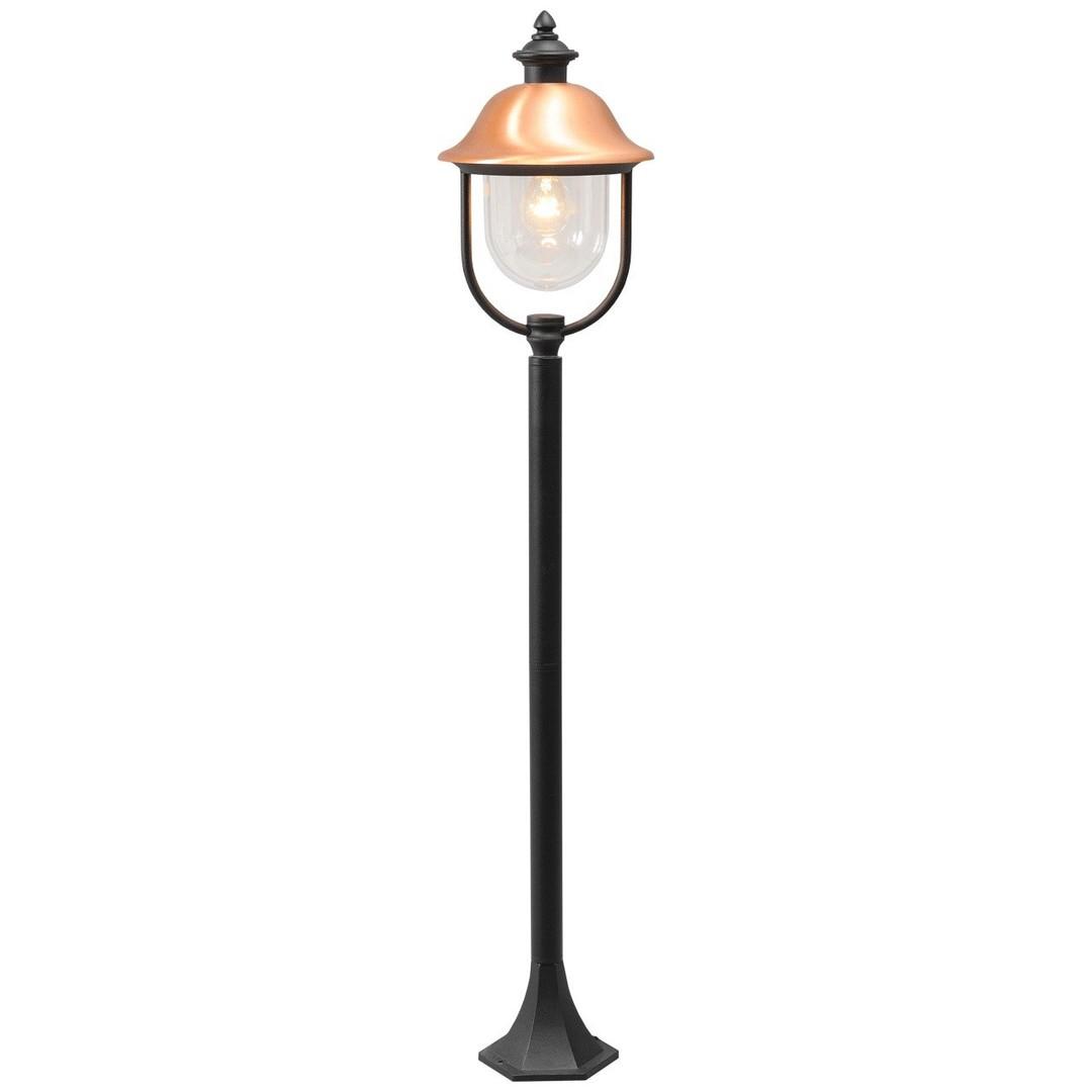 Lampa ogrodowa Dubai Street 1 Czarny - 805040501