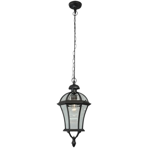 Zewnętrzna lampa wisząca Sandra Street 1 Czarny - 811010301