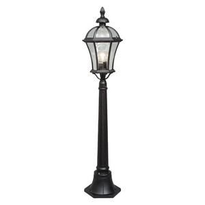 Lampa ogrodowa Sandra Street 1 Czarny - 811040501 small 0