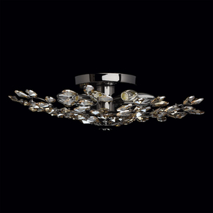 Lampa wisząca Adriatica Flora 8 Srebrny - 280011008 small 4