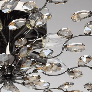 Lampa wisząca Adriatica Flora 8 Srebrny - 280011008 small 5
