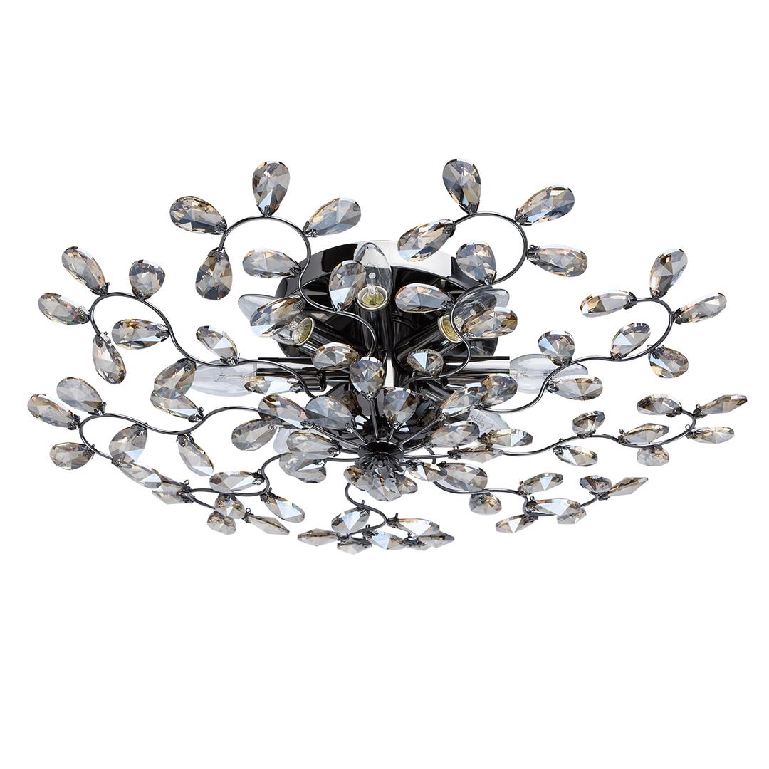 Lampa wisząca Adriatica Flora 8 Srebrny - 280011008