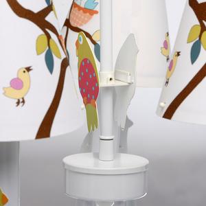 Lampa wisząca Smile Kinder 5 Biały - 365014305 small 8