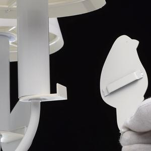 Lampa wisząca Smile Kinder 5 Biały - 365014305 small 12