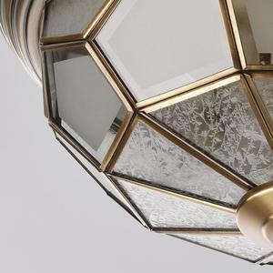 Lampa wisząca Marquis Country 6 Mosiądz - 397010506 small 7