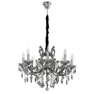 Żyrandol Doriana Crystal 8 Chrom - 477010308 small 0