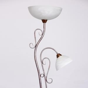 Lampa Podłogowa Aida Country 2 Brązowy - 323042902 small 2