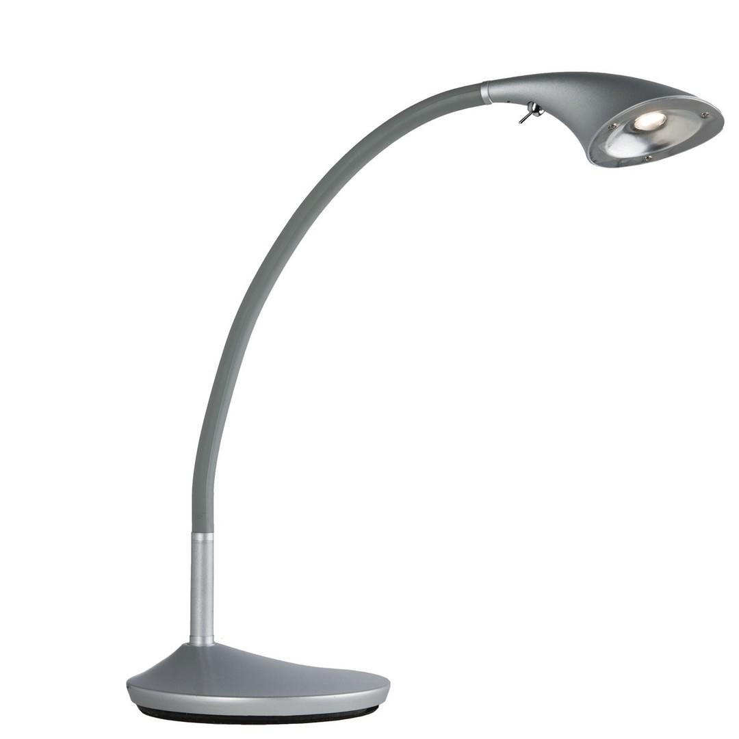Lampa Stołowa Stuttgart Hi-Tech 1 Srebrny - 631030201