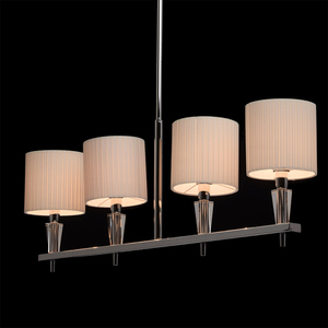 Lampa wisząca Inessa Elegance 4 Chrom - 460010604 small 2