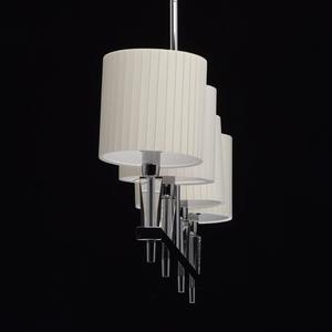 Lampa wisząca Inessa Elegance 4 Chrom - 460010604 small 3