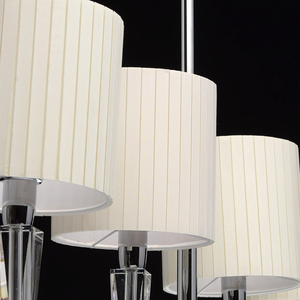 Lampa wisząca Inessa Elegance 4 Chrom - 460010604 small 6