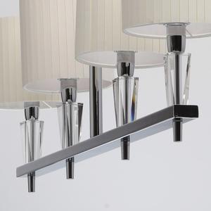 Lampa wisząca Inessa Elegance 4 Chrom - 460010604 small 8