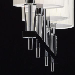 Lampa wisząca Inessa Elegance 4 Chrom - 460010604 small 10
