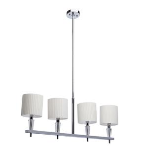 Lampa wisząca Inessa Elegance 4 Chrom - 460010604 small 0