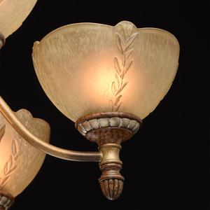 Lampa wisząca Bologna Country 9 Brązowy - 254012909 small 4