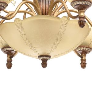 Lampa wisząca Bologna Country 9 Brązowy - 254012909 small 7
