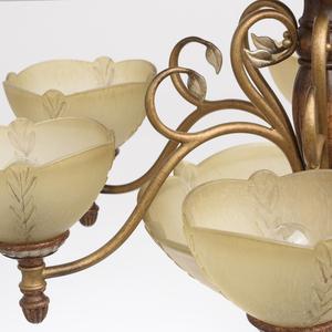 Lampa wisząca Bologna Country 9 Brązowy - 254012909 small 10