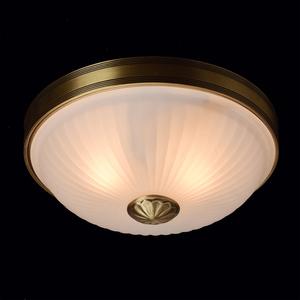 Lampa wisząca Amanda Classic 2 Mosiądz - 295013402 small 1