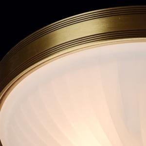 Lampa wisząca Amanda Classic 2 Mosiądz - 295013402 small 4